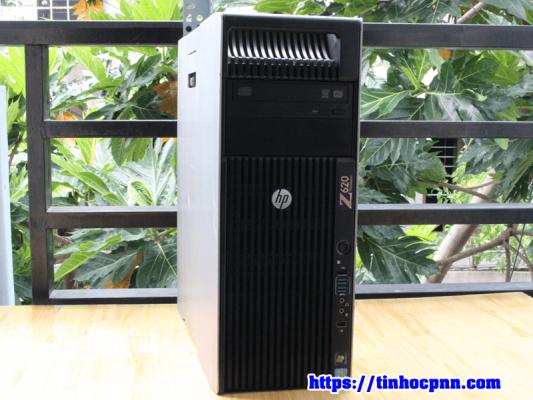 Máy trạm HP Z620 2 cpu E5 2689 ram 32G Quadro 6000 gia re tphcm
