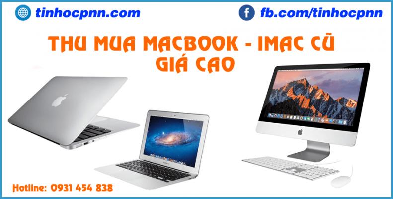 Thu mua macbook, imac cu gia cao 1