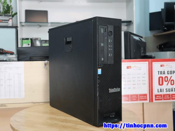 Máy trạm Lenovo ThinkStation C30 - đồ họa chuyên nghiệp may tinh cu gia re tphcm 1