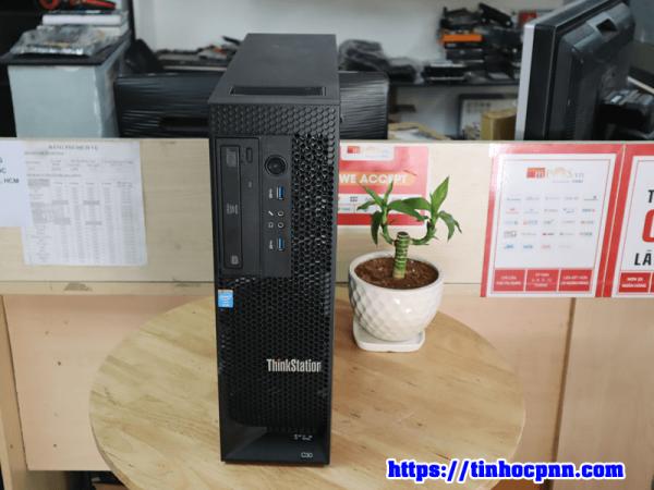 Máy trạm Lenovo ThinkStation C30 - đồ họa chuyên nghiệp may tinh cu gia re tphcm 2