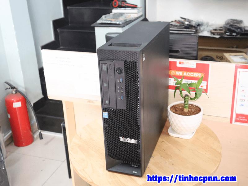 Máy trạm Lenovo ThinkStation C30 - đồ họa chuyên nghiệp may tinh cu gia re tphcm 4
