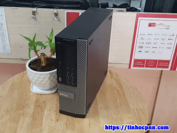 Máy tính Dell 7010 core i5 làm việc, học tập, giải trí gia re tphcm 4