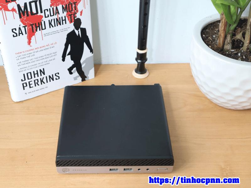 Máy tính HP Prodesk 400 G3 mini xuất video 4k may tinh gia re tphcm
