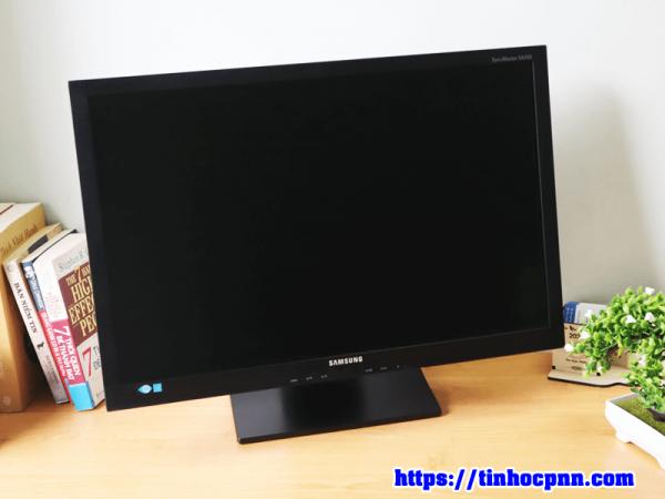 Màn hình Samsung 24 inch full HD S24A450BW man hinh xoay doc gia re tphcm 1