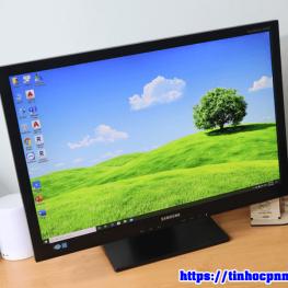 Màn hình Samsung 24 inch full HD S24A450BW man hinh xoay doc gia re tphcm 11