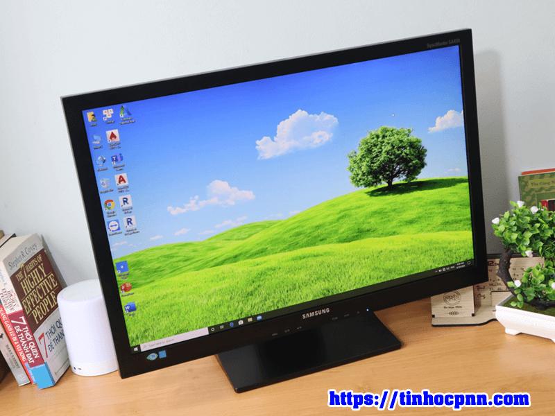 Màn hình Samsung 24 inch full HD S24A450BW man hinh xoay doc gia re tphcm 12