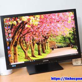 Màn hình Samsung 24 inch full HD S24A450BW man hinh xoay doc gia re tphcm 13