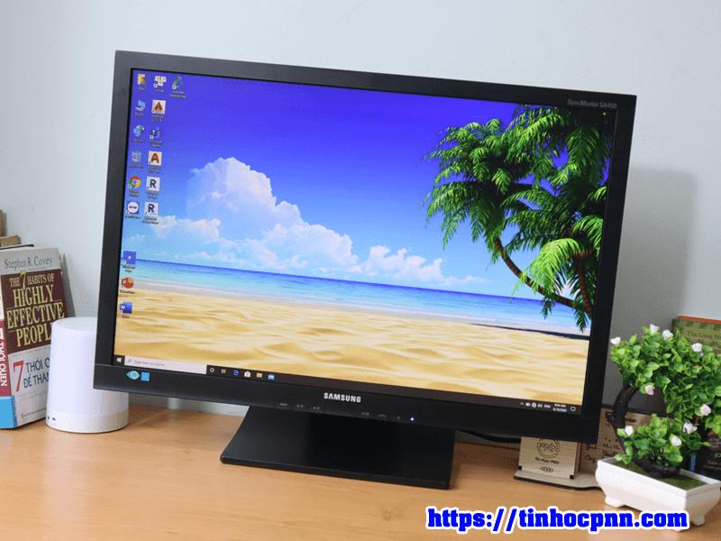 Màn hình Samsung 24 inch full HD S24A450BW man hinh xoay doc gia re tphcm 7