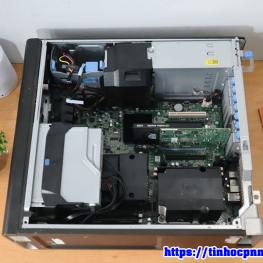 Máy trạm Dell Precision T5600 Workstation chạy 2 CPU may tram gia re tphcm 3
