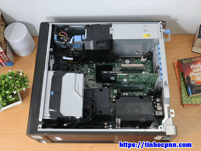 Máy trạm Dell Precision T5600 Workstation chạy 2 CPU may tram gia re tphcm 3