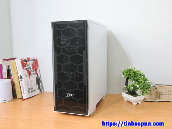 Bộ PC chơi game i3 9100 ram 8G card RX 470 may tinh cu gia re hcm 2
