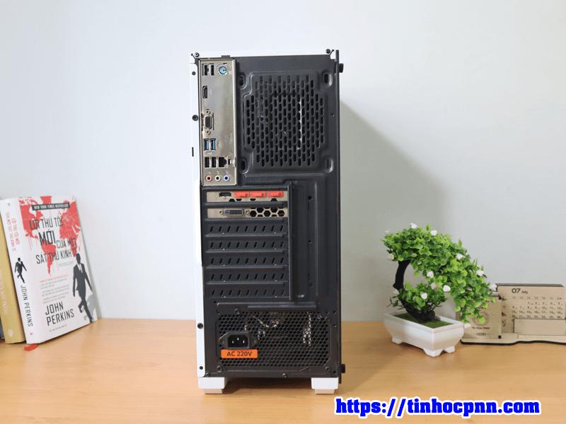 Bộ PC chơi game i3 9100 ram 8G card RX 470 may tinh cu gia re hcm 3