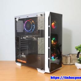 Bộ PC chơi game i3 9100 ram 8G card RX 470 may tinh cu gia re hcm 5