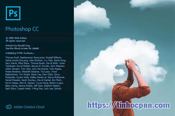 Tư vấn cấu hình máy tính chạy Photoshop CC 2019 Photoshop CS6