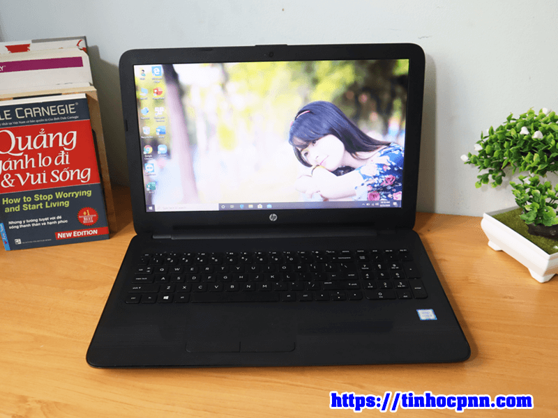 Laptop HP 15 ay526tu i3 6006u SSD 120GB laptop van phong gia re hcm
