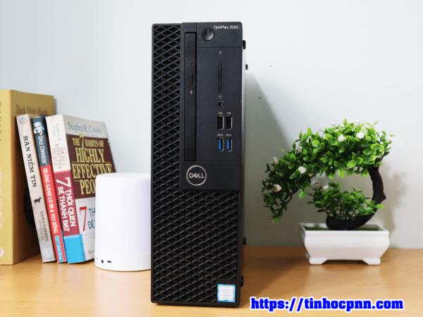 Máy bộ Dell Optiplex 3060 i3-8100 may tinh cu gia re hcm