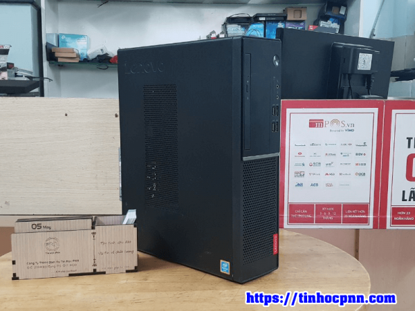 Máy bộ Lenovo V520s cpu thế hệ 7 may tinh van phong gia re hcm 2