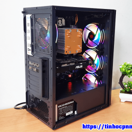 PC chạy 20 giả lập NOX Player 100 tab chrome bán hàng may tinh cu gia re hcm 4