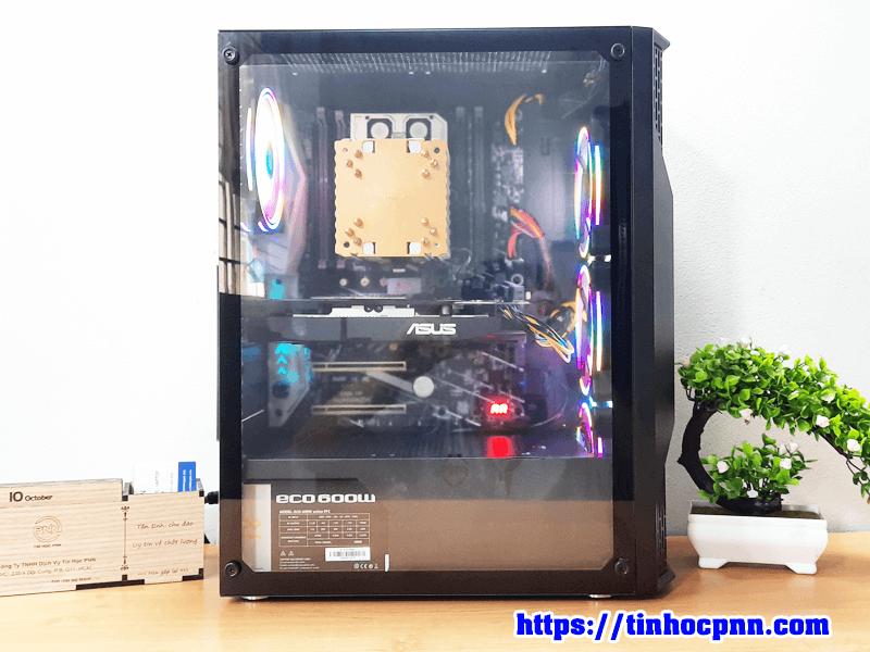 PC chạy 20 giả lập NOX Player 100 tab chrome bán hàng may tinh cu gia re hcm 7