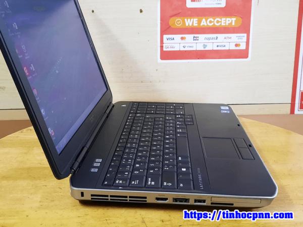 Laptop Dell Latitude E5530 core i5 ổ cứng SSD lapop cu gia re hcm 2