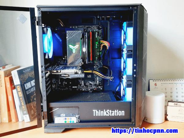 Máy tính đồ họa gaming i7 11700F GTX 1650 Super may tinh gia re hcm 3