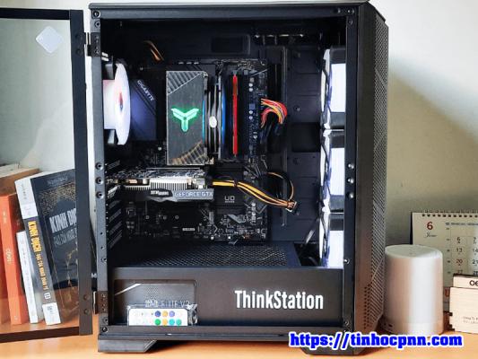 Máy tính đồ họa gaming i7 11700F GTX 1650 Super may tinh gia re hcm 7